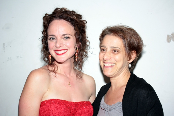 Melissa Errico, Judy Kuhn at Melissa Errico Back at Joe's Pub!