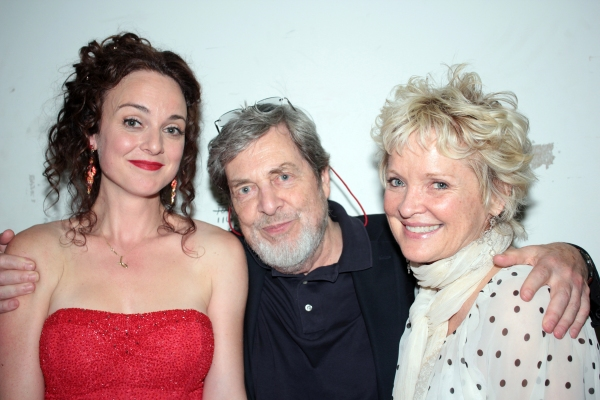 Melissa Errico, Tony Walton, Christine Ebersole at Melissa Errico Back at Joe's Pub!