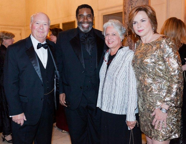 Jim Barton, Eric Owens, Nancy Barton, Faith Gay