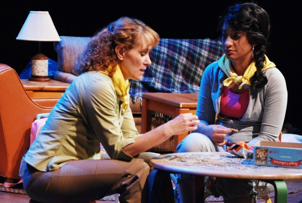 Photo Flash: First Look at Lamb Players Theatre's BROWNIE POINTS