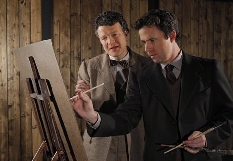 Photo Flash: Frank Lawler and Jason Marr Star in ACT's THE PITMEN PAINTERS