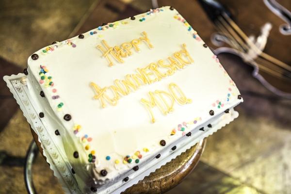 Photo Coverage: MILLION DOLLAR QUARTET Celebrates 3rd Birthday!