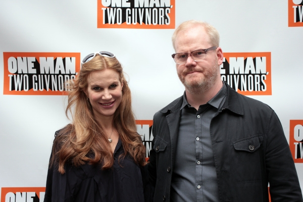 Jeannie Noth, Jim Gaffigan