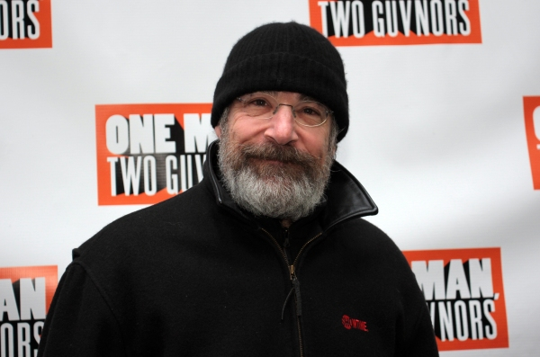 Photo Coverage: ONE MAN, TWO GUVNORS Theatre Arrivals - Mandy Patinkin & More!