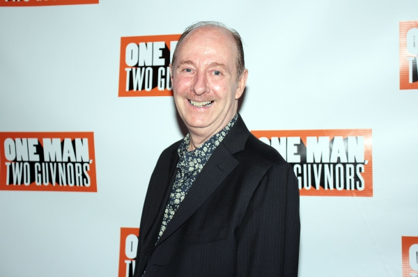 Fred Ridgeway at ONE MAN, TWO GUVNORS Opens on Broadway - Curtain Call and After Party!