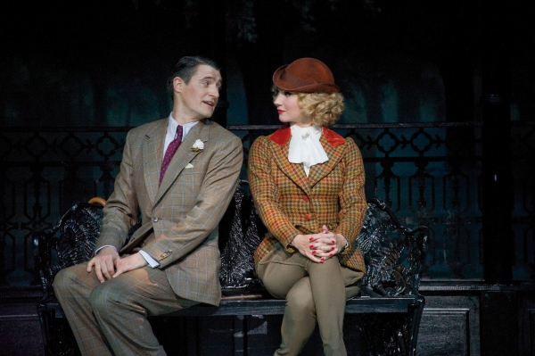 Photo Flash: TOP HAT Opens on the West End Tonight - Starring Tom Chambers and Summer Strallen