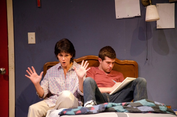 Photo Flash: First Look at FINDING THE BURNETT HEART at Hollywood's Lillian Theatre