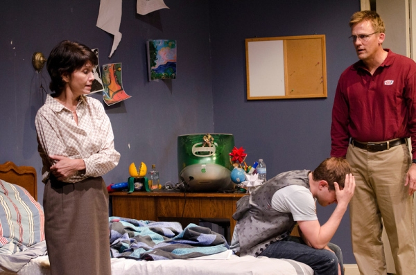 Photos: First Look at FINDING THE BURNETT HEART at Hollywood's Lillian Theatre