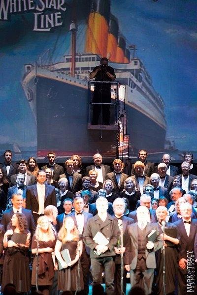 Photo Flash: TITANIC: THE CONCERT at 5th Avenue Theatre
