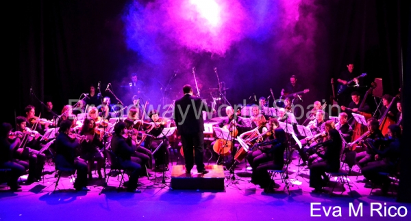 PHOTO FLASH: Póker de Voces en Concierto con la Orquesta de Chamartín