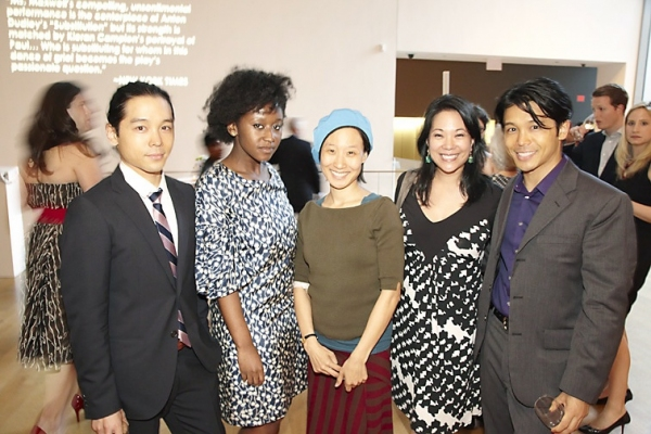 Jake Manabat, Nana Mensah, Susan Hyon, Christine Toy Johnson, Jeff Manabat