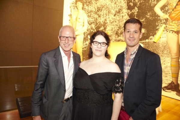 Photo Flash: Playwrights Realm Celebrates 5th Anniversary at MoMA