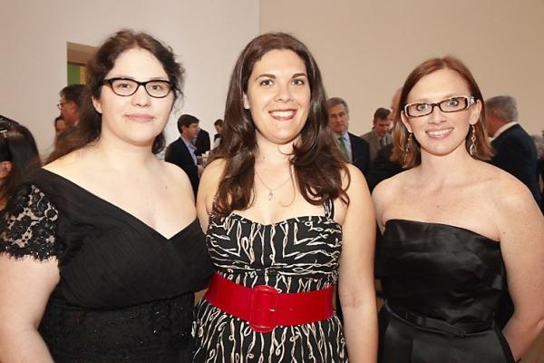 Katherine Kovner, Renee Blinkwolt, Alyssa Anderson