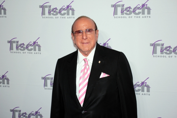 Clive Davis at Martin Scorsese, Alec Baldwin et al. Celebrate at NYU's Tisch Gala