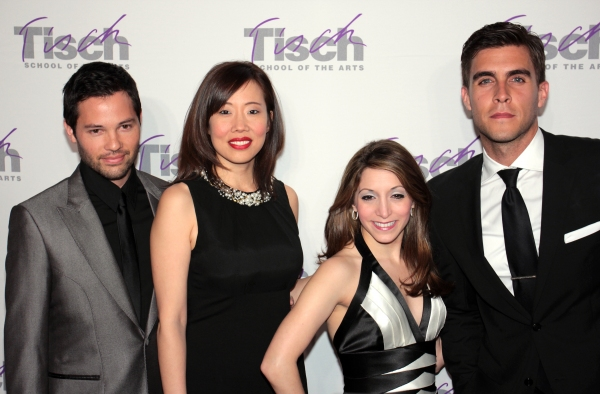 Jason Tam, Pearl Sun, Christina Bianco, Josh Segarra