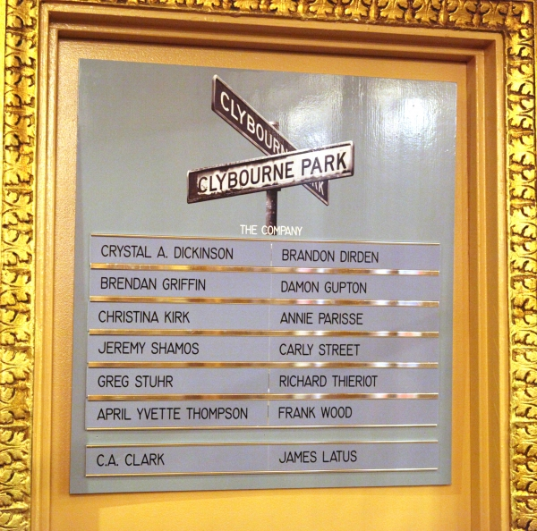 Photo Coverage Clybourne Park Opening Night On Broadway