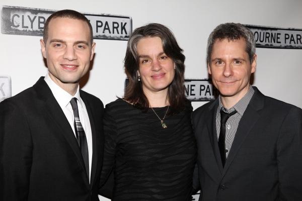 Jordan Roth, Pam MacKinnon & Bruce Norris