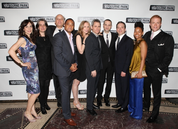 Photo Coverage: CLYBOURNE PARK After Party - Featuring Crystal A. Dickinson, Brendan Griffin & More