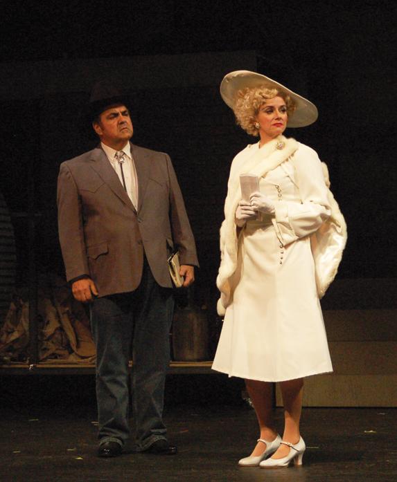 BWW Reviews: Go Dream a Little at John  W.Engeman Theater's 42ND STREET