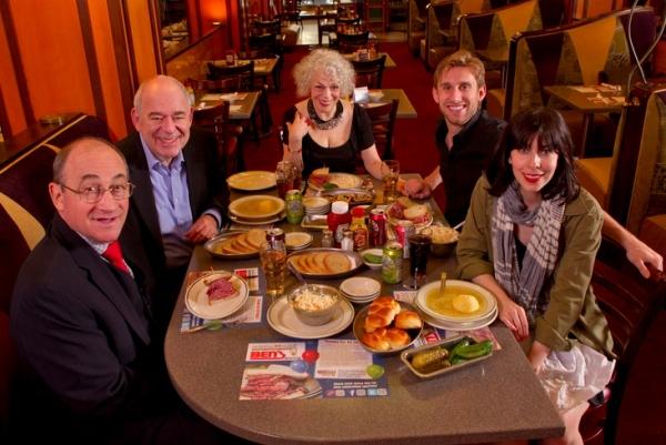 Photo Flash: Meet the Cast of OLD JEWS TELLING JOKES!