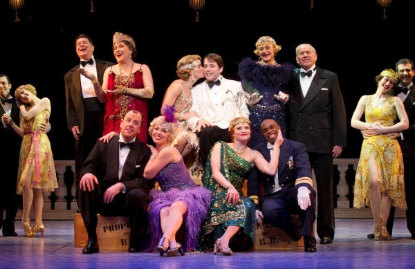 Photo Flash: NICE WORK IF YOU CAN GET IT in Performance at the Imperial!