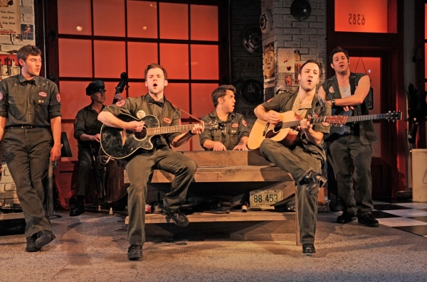 Photo Flash: First Look at ROUTE 66 at Chicago's Copley Theater