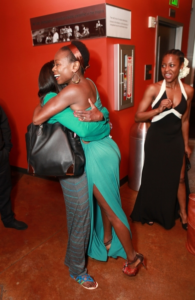 Rutina Wesley, Zainab Jah, Pascale Armand