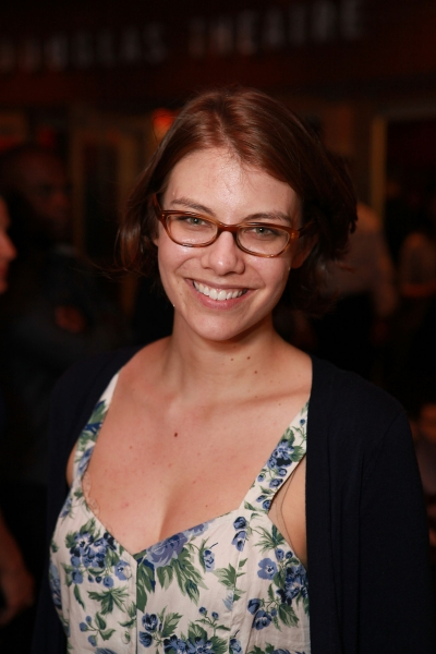 Lauren Cohan at Opening Night Arrivals at Kirk Douglas Theatre's THE CONVERT