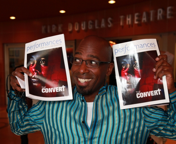 Photo Flash: Opening Night Arrivals at Kirk Douglas Theatre's THE CONVERT