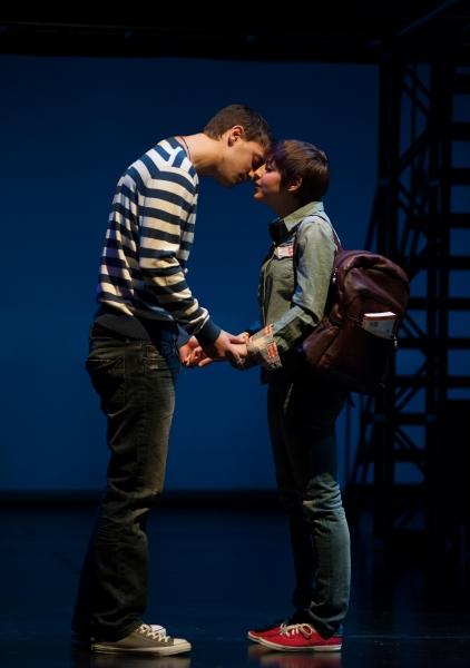 Jonathan Cullen and Steffi DiDomenicantonio