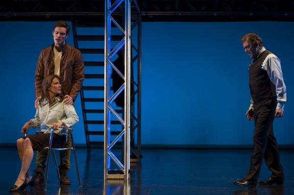 Liam Tobin, Jennifer Lyon and Shawn Wright Photo