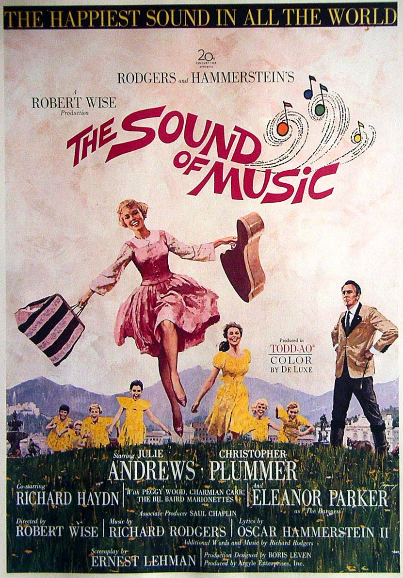 FLASH: Sixteen Going On Sixty - THE SOUND OF MUSIC