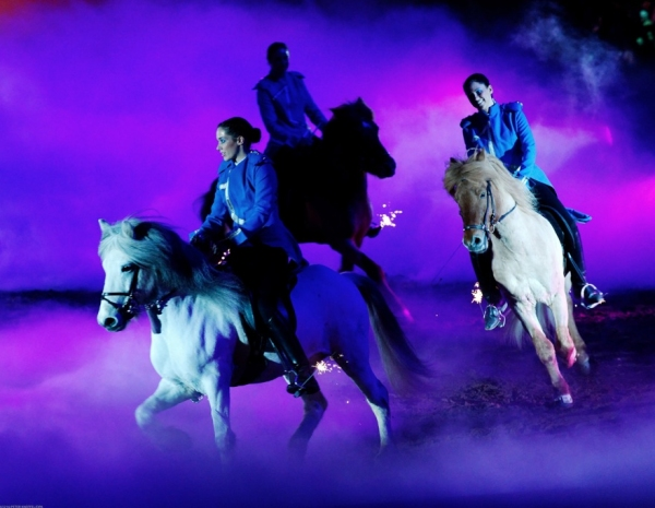 APASSIONATA Horse Entertainment Show Kicks Off North American Tour, 4/27