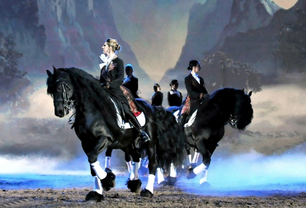 APASSIONATA Horse Entertainment Show Kicks Off North American Tour Today