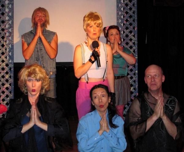 Photo Flash: INVINCIBLE, THE LEGEND OF BILLIE JEAN! Plays at CA's Cavern Club thru 4/28