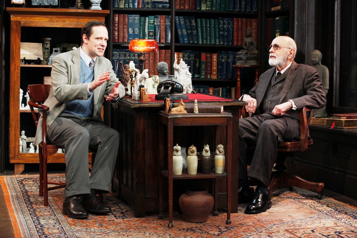 BWW Interviews: Catching Up with FREUD'S LAST SESSION's Jim Stanek
