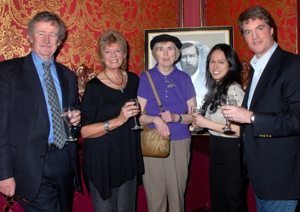 Photo Flash: London's Lyceum Theatre Marks Centenary Year of Bram Stoker's Death