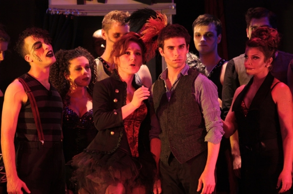 Photo Flash: Collaborative Stage Productions' PIPPIN at NJ's Eagle Theatre thru 5/5