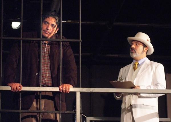 Alex Miramontes and Patrick Riviere Photo