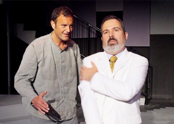 Serafin Falcon and Patrick Riviere