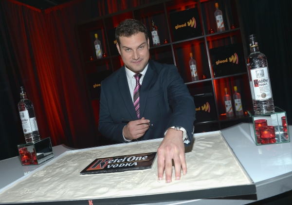 Photo Flash: Chaz Bono, Max Adler and More at GLAAD Media Awards' Ketel One 'Walk of Change'