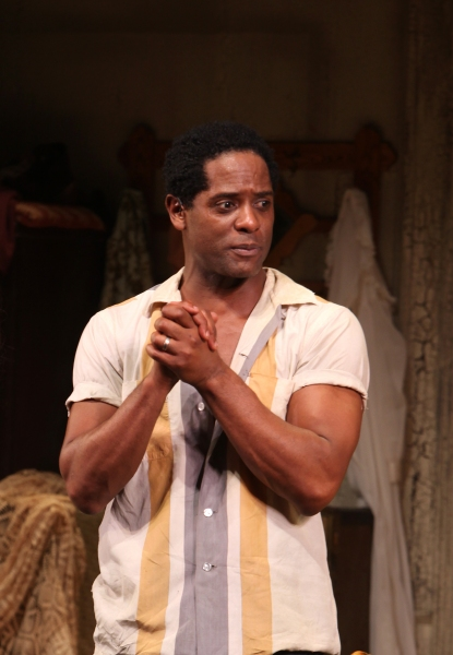 Photo Coverage: A STREETCAR NAMED DESIRE Opening Night Bows - Blair Underwood, Nicole Ari Parker & Co.