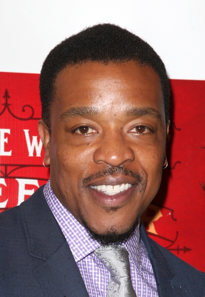 Russell Hornsby at A STREETCAR NAMED DESIRE- the Starry Opening Night Theatre Arrivals!