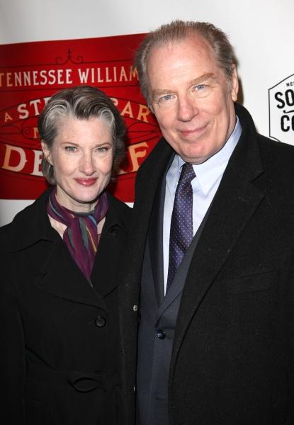 Annette O'Toole & Michael McKean