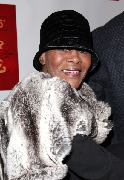 Cicely Tyson at A STREETCAR NAMED DESIRE- the Starry Opening Night Theatre Arrivals!