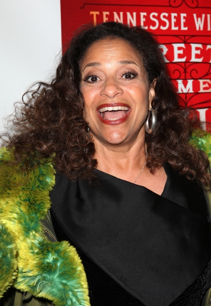 Debbie Allen at A STREETCAR NAMED DESIRE- the Starry Opening Night Theatre Arrivals!