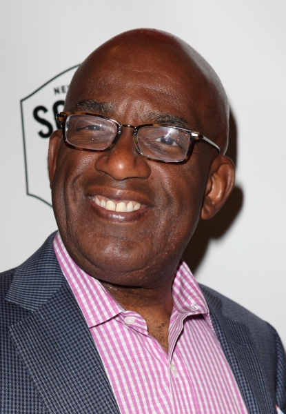 Al Roker  at A STREETCAR NAMED DESIRE- the Starry Opening Night Theatre Arrivals!