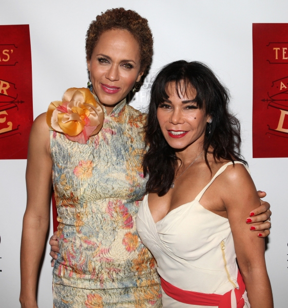 Photo Coverage: Blair Underwood, Nicole Ari Parker et al. at A STREETCAR NAMED DESIRE's After Party!