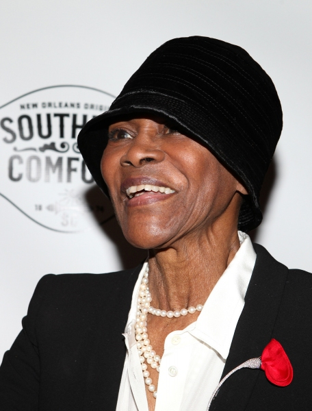 Cicely Tyson at Blair Underwood, Nicole Ari Parker et al. at A STREETCAR NAMED DESIRE's After Party!