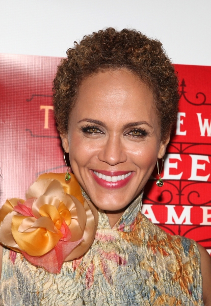 Nicole Ari Parker at Blair Underwood, Nicole Ari Parker et al. at A STREETCAR NAMED DESIRE's After Party!